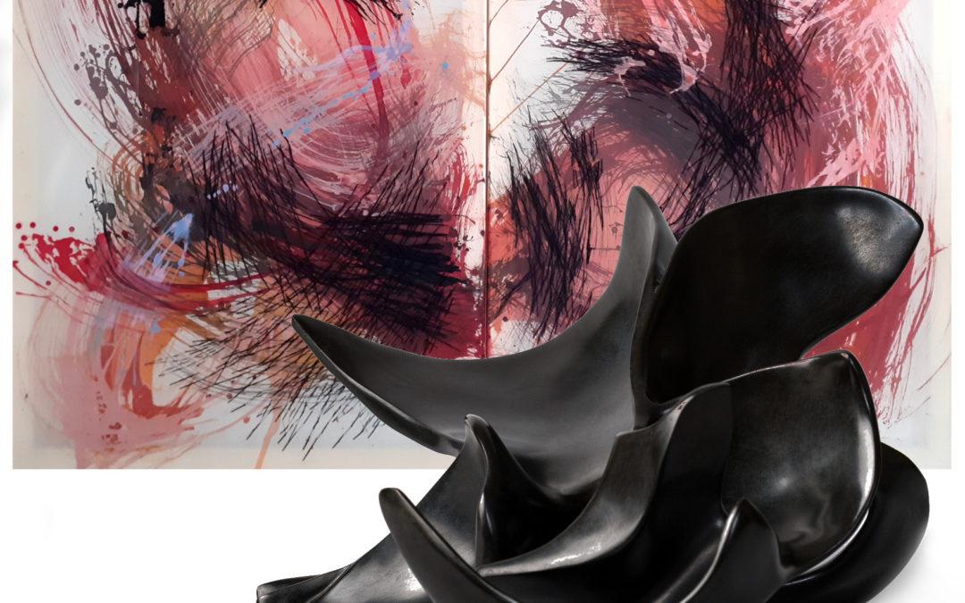 Exposition de Tanya Angelova du 7 au 13 octobre à la Mairie du 7è – Paris